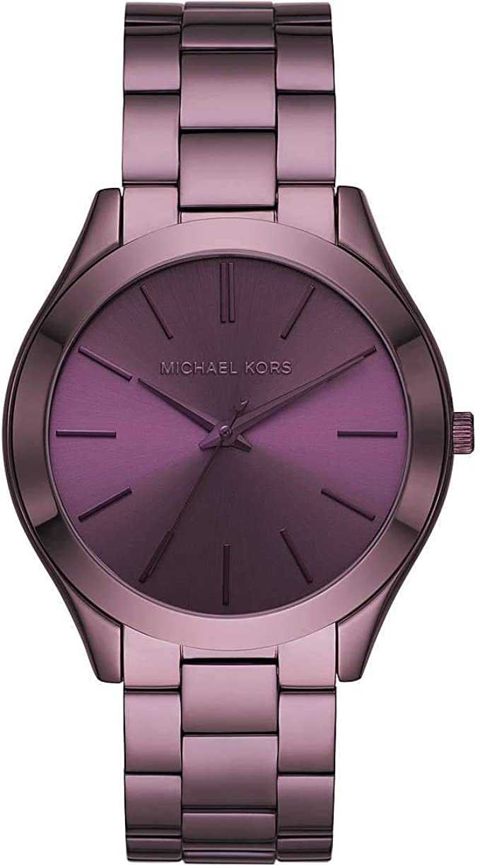 Michael Kors Quartz Watch with Stainless Steel Strap MK4415: Amazon.co.uk:  Watches
