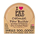 OATMEAL SCENTED: Pet Head Paw Butter is a paw moisturizer made with the delicious scent of Oatmeal. Every use, you'll enjoy the sweet but subtle smell of fresh oatmeal cookies that stays put on your dog & off your furniture.