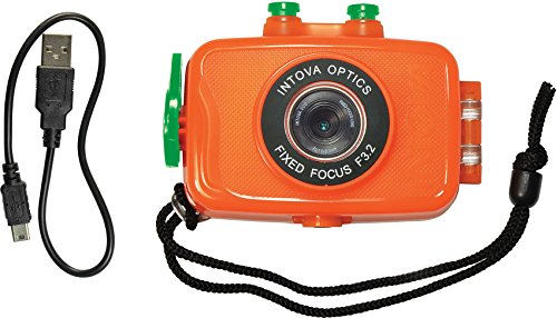 Intova Duo Waterproof HD POV Sports Video Camera