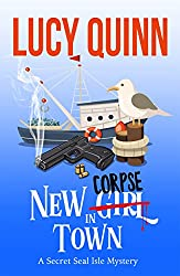 FBI agent Cookie James is enjoying her extended leave from the agency on Secret Seal Isle, managing her quaint inn and flirting with the oh-so sexy-handyman, Dylan Creed…until her sixty-year-old mother goes skinny dipping and is almost drowned by a c...