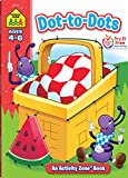 Dot-To-Dots, Ages 4-6 (Activity Zone Book)