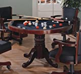 Product review for Coaster Mitchell 3-in1- Game Table in Cherry