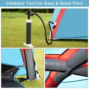Blow Up Tents