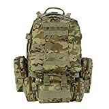 CVLIFE 50L Military Rucksacks Tactical Backpack