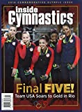 Inside Gymnastics Magazine (Kindle Tablet Edition)