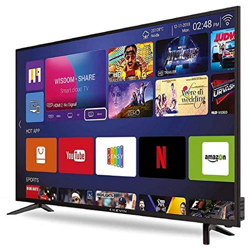 Kevin 140 cm (55 Inches) 4K UHD | HDR-10 LED Smart TV KN55UHD (Black) 2
