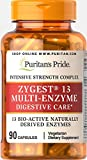 Puritan's Pride Zygest 13 Multi-Enzyme-90 Capsules