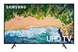 Samsung Series 7 43NU7100 ( 43 inches) 4K UHD LED Smart TV (GLOSSY BLACK).