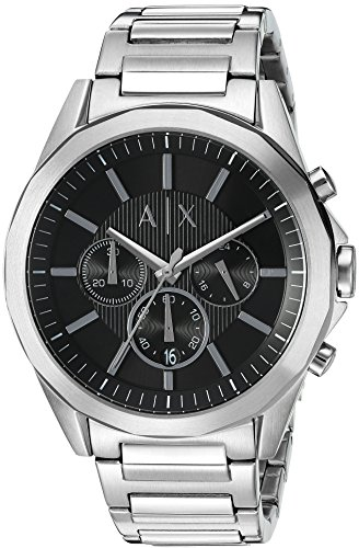 51jX4Id T5L Case thickness: 12 mm; case size: 44 mm; band width: 22 mm; strap circumference: 200 +/- 5 mm Strap material: stainless steel; movement: chronograph; water resistance: 5 atm Quartz Movement