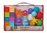 Infantino Balls, Blocks, & Buddies Activity Toy Set