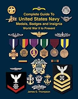 Complete Guide To United States Navy Medals Badges And Insignia World War Ii