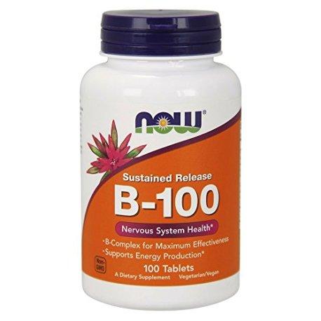 NOW-Vitamin-B-100100-Tablets