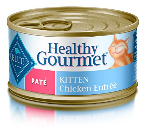 Blue Buffalo Healthy Gourmet Kitten Pate