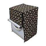 Stylista Washing Machine Cover for Samsung 6 kg WF600B0BTWQ Front Load Printed