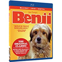 Benji - The Original Classic - BD + DVD + Digital