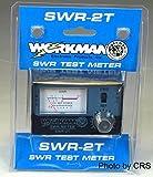 Workman SWR Meter for CB Radio Antennas SWR2T