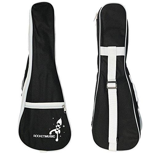 Rocket-Soprano-Ukulele-With-Bag-Natural