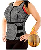 Product review for Gotoly Women's Adjustable Vest Neoprene Gym Sauna Hot Sweat Suit Weight Loss