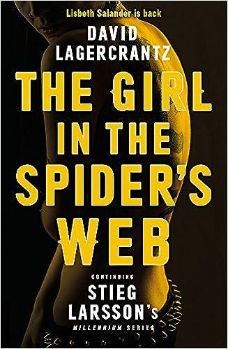 Hasil gambar untuk Film ini The Girl in the Spider's Web 2018 poster