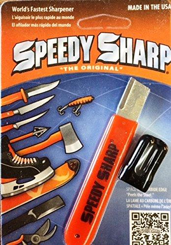 Speedy Sharp - Worlds Fastest Knife and Blade Sharpener