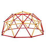neotheroad Dome Frame Climber Monkey Bars Play Center Outdoor Climbing Jungle Gym for Fun