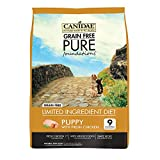 CANIDAE Grain Free PURE Foundations Puppy Dry Formula with Fresh Chicken, 24 lbs