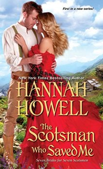 The Scotsman Who Saved Me (Seven Brides/Seven Scotsmen) by [Howell, Hannah]