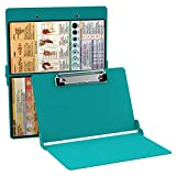 WhiteCoat Clipboard- Teal - Nursing Edition