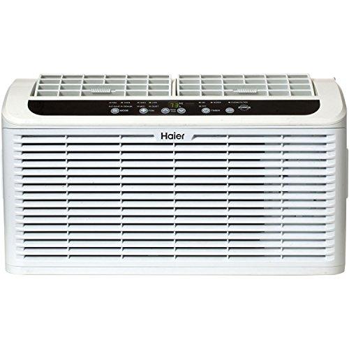 Haier Serenity Series 6,000 BTU 115V Window Air Conditioner with Ultra Quiet Sound Package