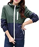 Product review for ZCL Women Quick Dry Windbreaker, Autumn Lightweight Hooded Jacket Sun Protection Outerwear