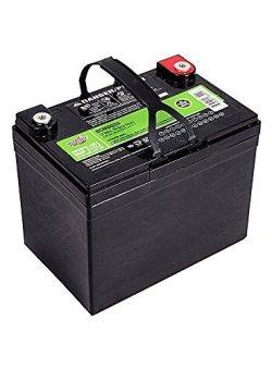Sealed Lead Acid (AGM) Deep Cycle Battery - DCM0035