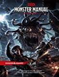 Dungeons & Dragons - D&D - Monster Manual (D&D Core Rulebook)