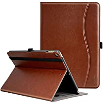 Ztotop Premium Leather Tablet Case for iPad 9.7 Inch 2017