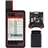 LAUNCH  X431 DIAGUN IV Bidirectional Control Scan Tool Full System Diagnostic with 11 Reset Functions Actuation Test, Key, ECU Coding, ABS Bleeding, SAS, DPF, BMS, TPMS, 2 Years Free Update