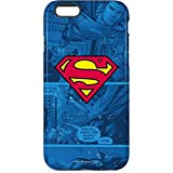 Skinit Iphone 6/6S Licensed Slim Dual Layered Case for Superman