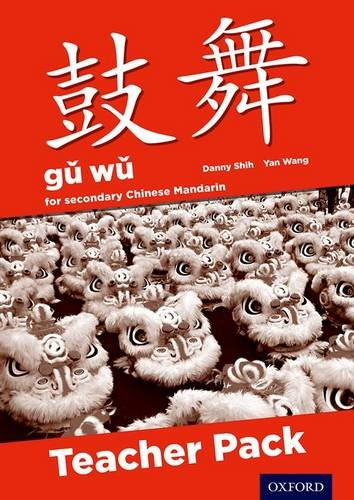 [CZLet.F.r.e.e] Gu Wu for Secondary Chinese Mandarin: Teacher Pack & CD-ROM by Hannah Hui-Chen Hua, Kwun Shun Shih, Yan Wang EPUB