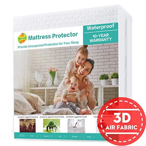SOPAT Queen Mattress Protector