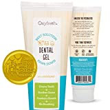 Oxyfresh Pet Toothpaste For Dogs & Cats- Professional formula - Fresh Breath & Healthy Teeth & Gums for Dogs and Cats - Fast-acting Dental Care Pet Gel - Cleans Teeth, Removes Plaque & Freshens Breath