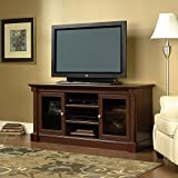 Product review for Sauder Palladia Entertainment Credenza, Select Cherry