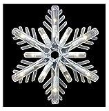 Ge 150-light Clear Random Sparkle Snowflake Icicle Light Set (1)