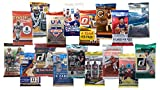 2016-2018 Panini NBA NFL and MLB Combo Variety Pack - 15 Packs Auto AND memorabilia Guaranteed