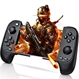 Mobile Game Controller, iOS&Andriod Phone Controller for PUBG, Wireless Game Remote Gamepad for iPhone, [2019 Newest] Phone Game Controller Compatible with Bluetooth