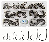 51kVUx%2BOw2L. SL160  - Best Fishing Hooks to Get You the Biggest Bites