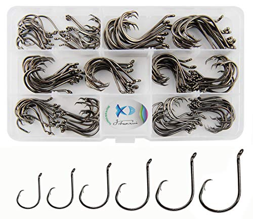 51kVUx%2BOw2L - Best Fishing Hooks to Get You the Biggest Bites
