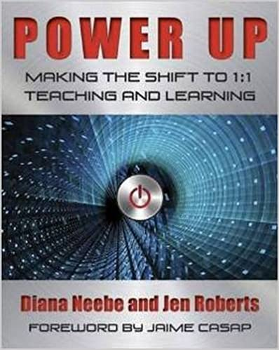 Power Up book by Jen Roberts