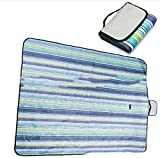 Outdoor Camping mat air Mattress Picnic Blanket Picnic mat Pads Aluminum Foil mats Double Side Camping Dampproof Beach mat