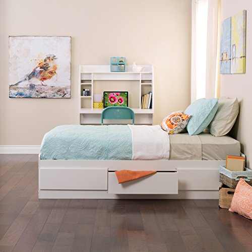 Purple mattress base is on trend this year it 39 s all about - Best platform beds with storage ...