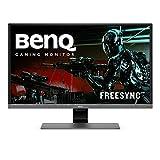 BenQ EW3270U 32' 4K HDR Monitor, 10 Bit, Brightness Intelligence Plus, Eye Care, USB Type-C, HDMI