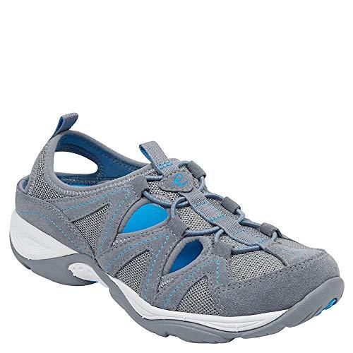 Easy Spirit Women's Earthen Walking Shoes Medium Gray 7.5 M