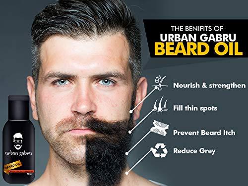 UrbanGabru Beard Oil - 50ml 19